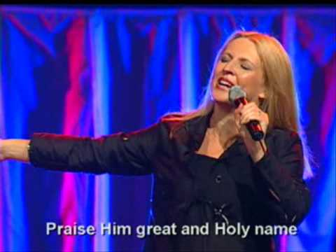 Everything that has breath - hillsong - Darlène Zschech