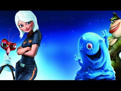 трейлер мультфильма - Монстры против пришельцев (2009) - Русский трейлер мультфильма