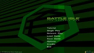 Battle Isle: The Andosia War gameplay (PC Game, 2000)