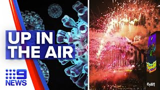 Coronavirus: Local council moves to cancel NYE celebrations | 9 News Australia