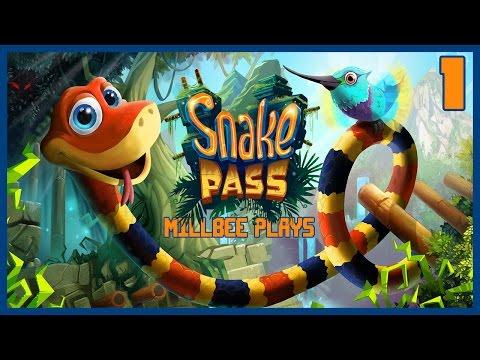 Anaconda   Snake Pass - Millbee Plays [Episode 1]