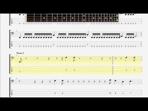 Behemoth   Chant For Eschaton 2000 BASS GUITAR TABLATURE