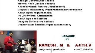 Pakkam vanthu karaoke from kaththi