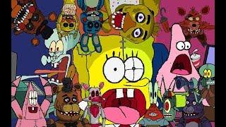 Spongebob FIVE NIGHTS AT KRUSTY KRAB (Full Series)