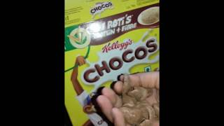 #kellogg's chocos #how to made kelloggs chocos