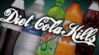 Five Ways Diet Soda Is Slowly Killing You!