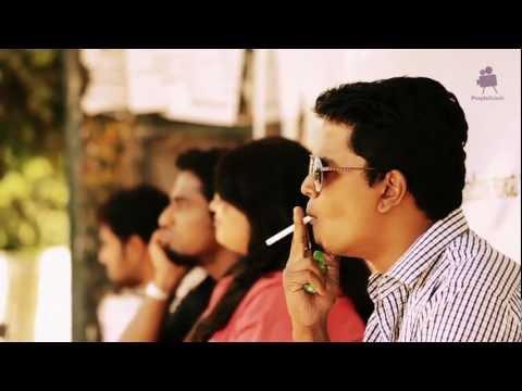 Passive Smoking - Public Service Ad by Purple Bokeh
