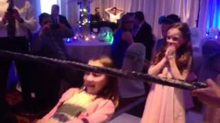 QA Foundation's Butterfly Ball Limbo