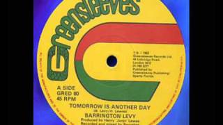 "Barrington Levy - Tomorrow Is Another Day 12""  1982"