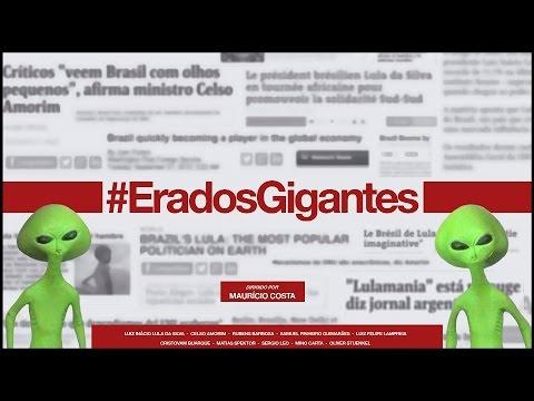 ERA DOS GIGANTES 2016  Crítica