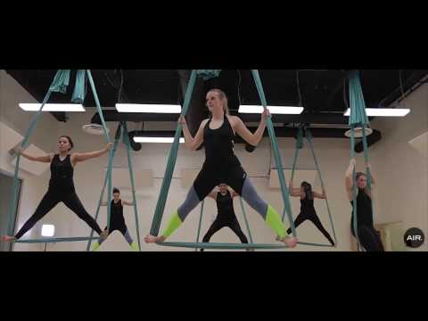 AIR - Aerial Fitness | Anchorage, Alaska