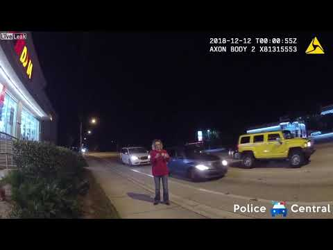 Body Cam Video Shows Woman Attempting To Assault Police