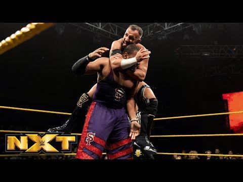 Street Profits vs. Undisputed ERA – NXT Tag Team Title Match: WWE NXT, Aug. 28, 2019