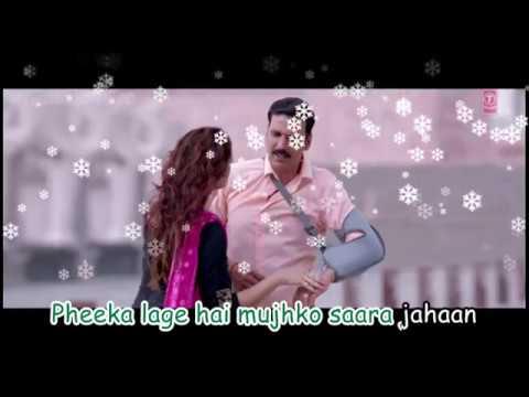 Download Bawra Mann - Full Song With Lyrics | Jolly LLB 2 | Video | Akshay Kumar, Huma Qureshi | Bawara Maan