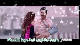 Bawra Mann - Full Song With Lyrics | Jolly LLB 2 | Video | Akshay Kumar, Huma Qureshi | Bawara Maan
