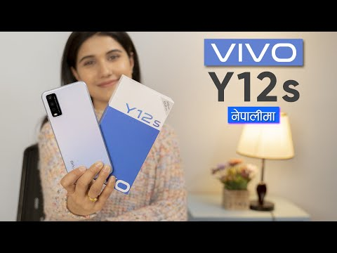 Vivo Y12s Unboxing & Review नेपालीमा