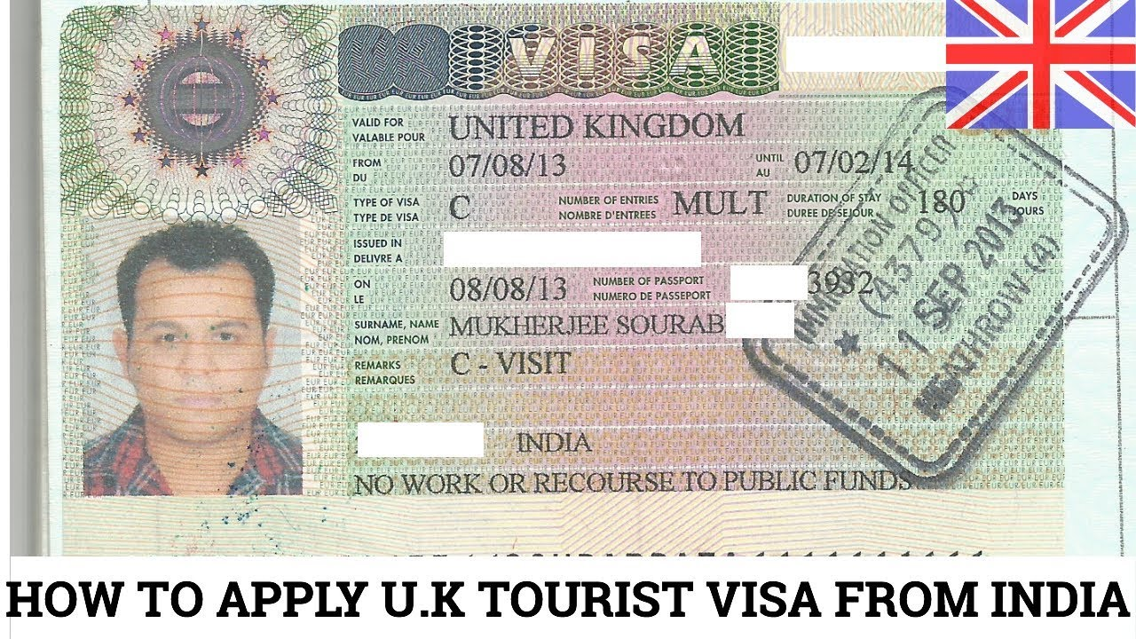 Uk Family Visitor Visa Application Form Pdf