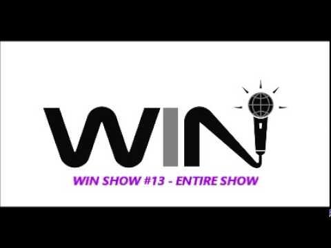 WIN Show #13 - ENTIRE SHOW - #1 Improv Comedy Radio Show (Free)
