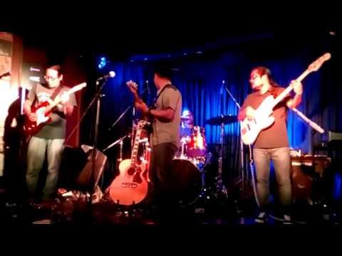 BLU Band Delhi  -When you Gotta good friend (Robert Johnson cover) at Bflat Bar Banglore