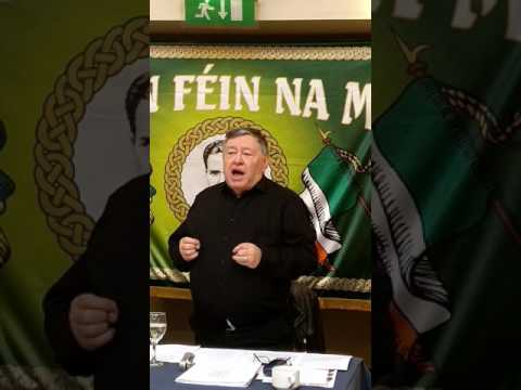 "The Liam Mellows Spring School 2017 - Eoin Ó Murchú - ""Should Ireland Remain in the European Union""."