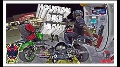 Bike Life houston Bike night 2017 (must see)