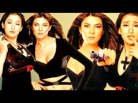 Paisa Vasool  Full Hindi Movie  Manisha Koirala, Sushmita Sen