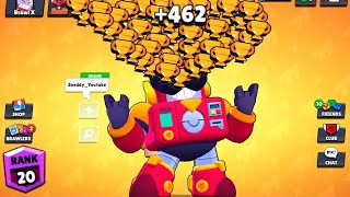 SURGE NONSTOP to 500 TROPHIES! Brawl Stars