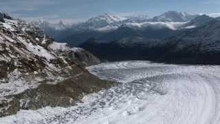 Mountains: early warning systems for climate change