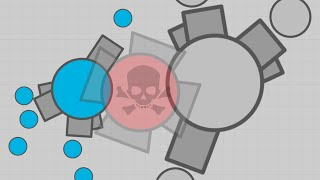 Diep.io TEAMING WITH THE FALLEN BOOSTER TO KILL PLAYERS! thumbnail