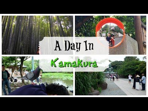 Day Trip to Kamakura (ft. Daisuke) || VLOG ||  Emily In Tokyo  ❤︎