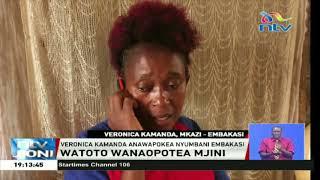 Embakasi: Mwanamke awakaribisha nyumbani watoto waliopotea
