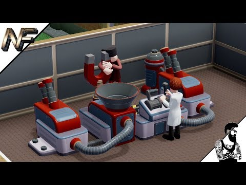 Two Point Hospital - It's a PANdemic! E4 |