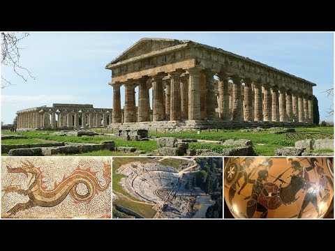 Documentary ancient civilizations | ancient Greece | Magna Graecia