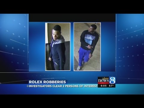 FBI focus on new persons of interest in jewelry store robberies