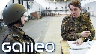 Der erste Arbeitstag bei der Bundeswehr! | Galileo | ProSieben
