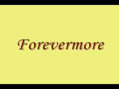 Forevermore(lyrics) - Jed Madela