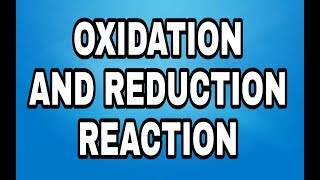 What is oxidation and reduction reaction full explain in URDU /HINDI chemistry 11( learning 4u)