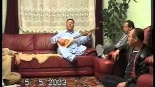 Ustad Shah Ewaz (5)  Hazaragi Song.avi