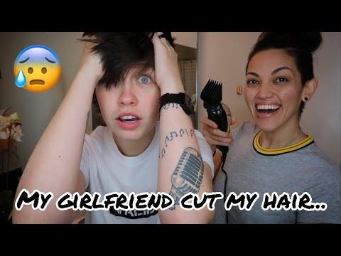 My Girlfriend Cut My Hair...