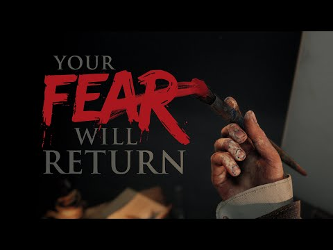 Layers of Fear Teaser Trailer