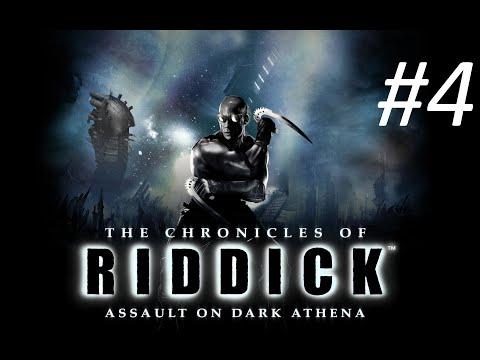 Хроники Риддика: Нападение на Тёмную Афину/ Assault on Dark Athena - прохождение на русском №4 - Видео онлайн
