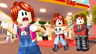 Roblox - ESCAPE DO POSTO DE GASOLINA