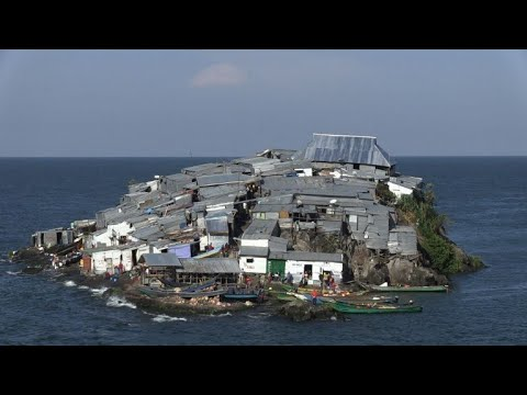 AFP news agency: Migingo Island: a rocky marriage between Uganda and Kenya