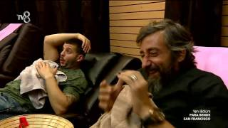 Mehmet ve Yunusu Kahkahaya Boğan Ayak Masajı  Bölüm 11  Para Bende