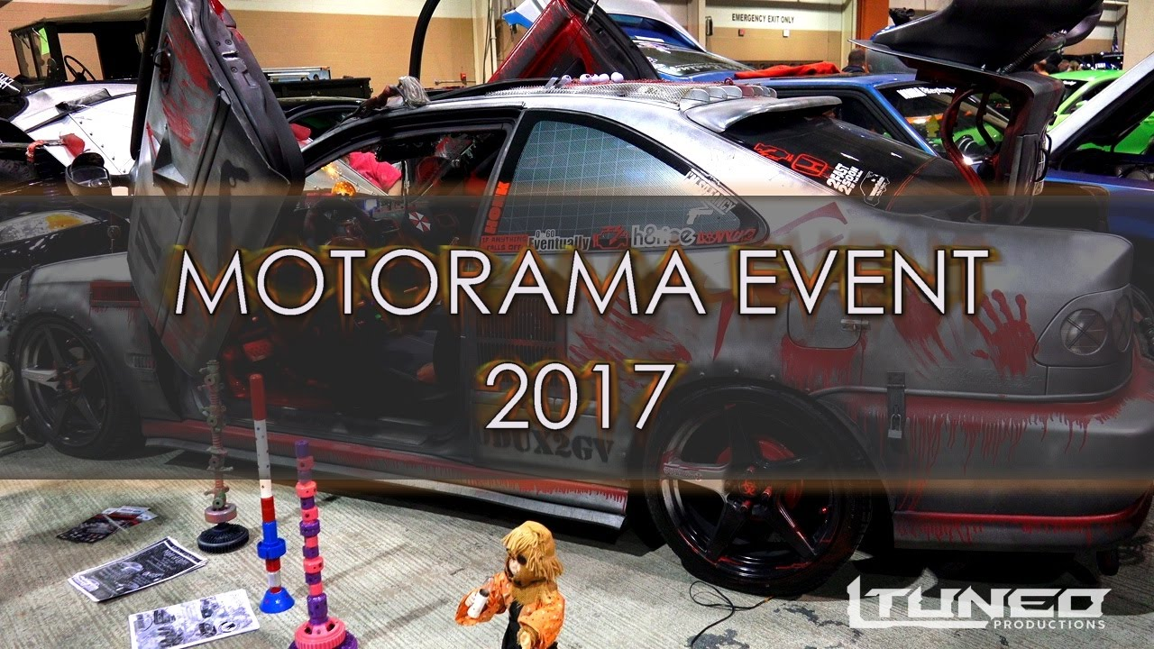Motorama Car Show 2017 4k Youtube
