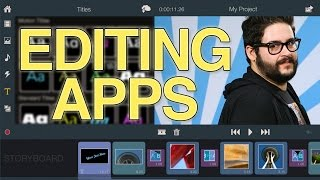 Best Video Editing Apps(Steve looks at some of the best video editing apps for Android, iOS, and windows 8. GET OUR OFFICIAL APP: http://bit.ly/aIyY0w More stories at: ..., 2014-10-29T19:00:20.000Z)