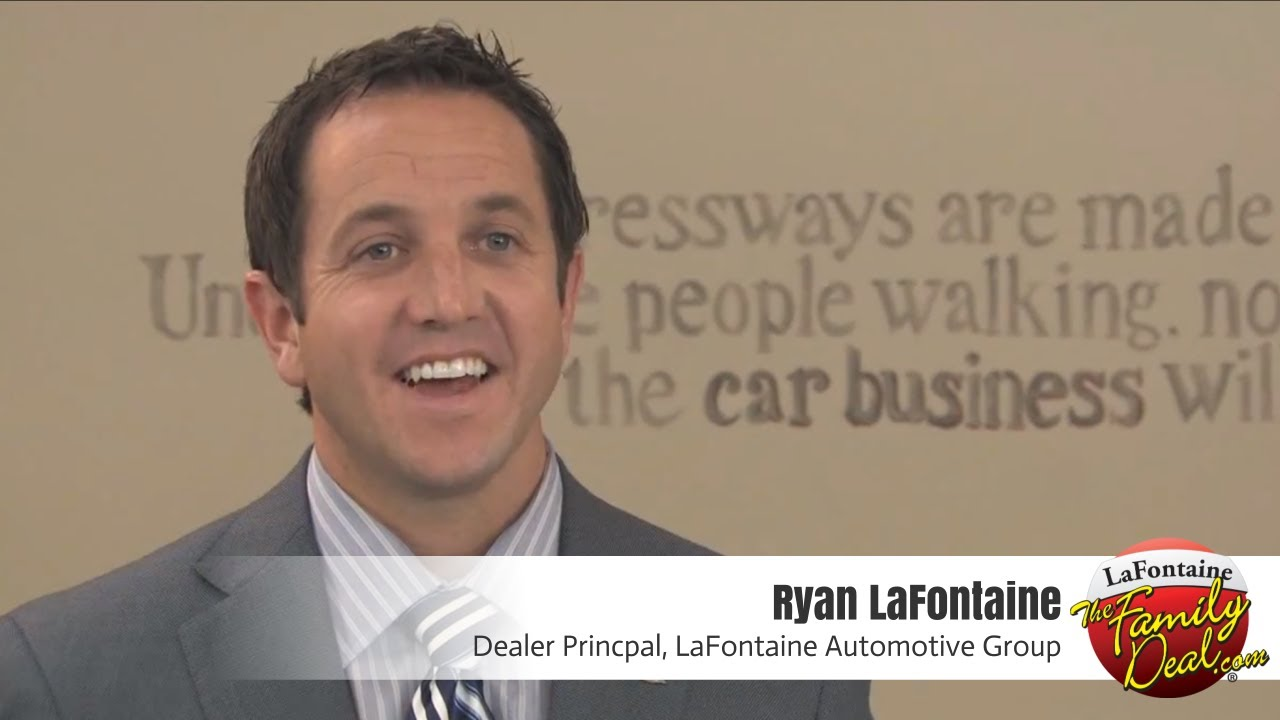 LaFontaine Cadillac Buick GMC - Gold LEED Certified Car Dealership