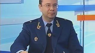 Прокурор Хакасии Денис Попов: Коррупция есть везде, а гололед только в Абакане