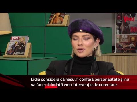 Lidia Buble este invitata Danei Enache la Interviurile VIVA!