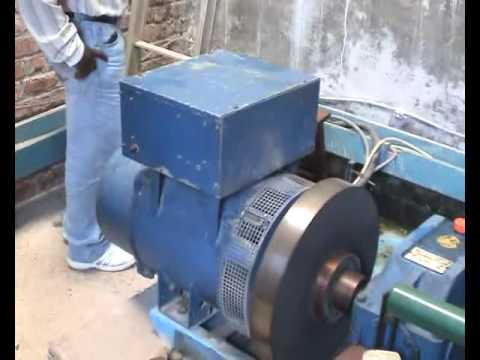 Micro Hydroelectric Powerplant Mangina in D.R.Congo (Biena River)